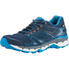 Haglöfs Observe GT Surround Shoes Dame tarn blue/blue fox